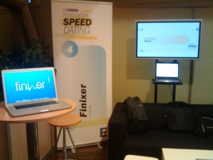 Finixer - ESADE Innovation Speed Dating