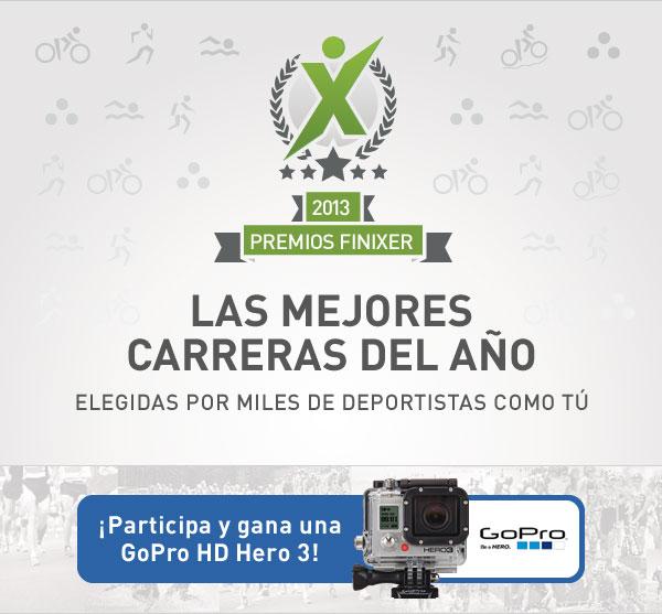 Premios Finixer 2013 - Las Mejores Carreras del Año